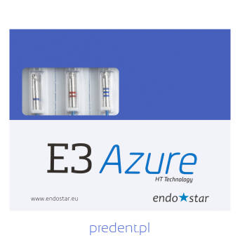 Endostar E3 Azure HT technology Basic zestaw
